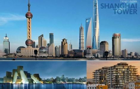 La Industria De La Arquitectura Norteamericana Domina El Mundo