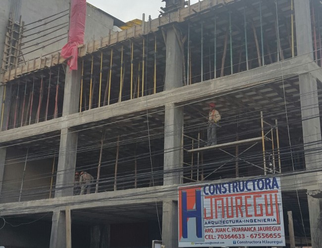 Edificio Lizarazu En Cochabamba