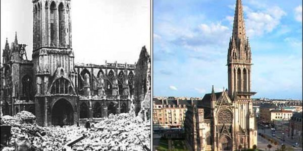 La Arquitectura Durante La Segunda Guerra Mundial – Primera Parte