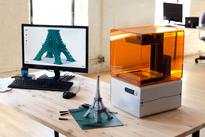 Impresión De Maquetas En 3D